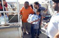 Savaş bölgelerinde su dağıtımı [Suriye]