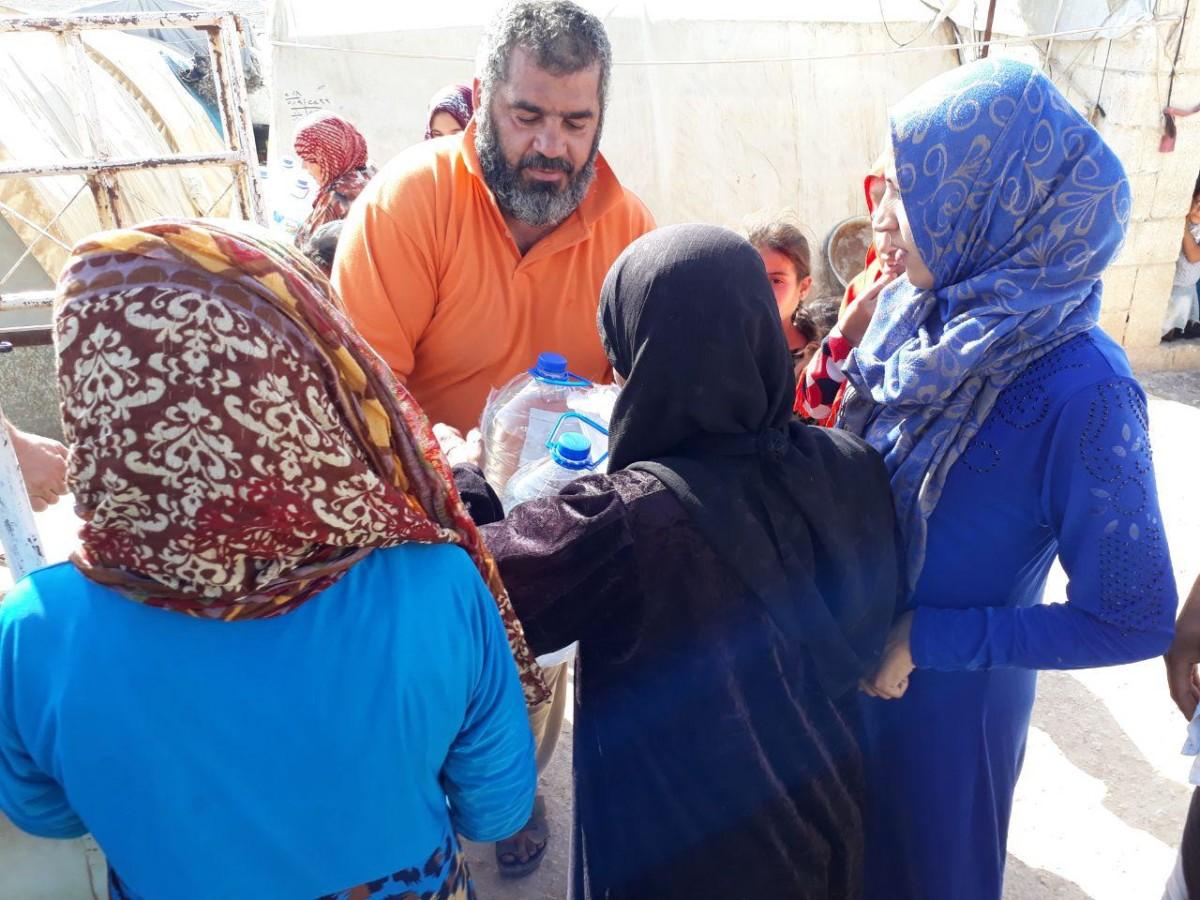 Su Dağıtımı- İdlip Derhassan