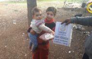 Suriye'de hayır kurbanlarınız kardeşlik köprüsünü güçlendiriyor