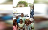 Afrika'da kardeşlik bağı kurban bağışlarınızla güçleniyor