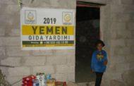 Yemen'e gıda yardımlarımız ulaştı
