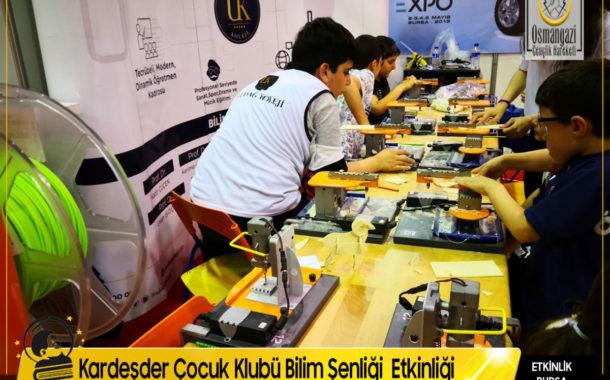 BİLİM ŞENLİĞİ'NDEN KARELER VE MÜSLÜMANLARA BİR NOT...
