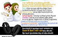 YAZ KURSLARIMIZ BAŞLADI: Haydi Çocuklar Yaz Kursuna!