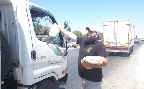 Hama boşaltılıyor acil yardım seferberliğimiz  başladı