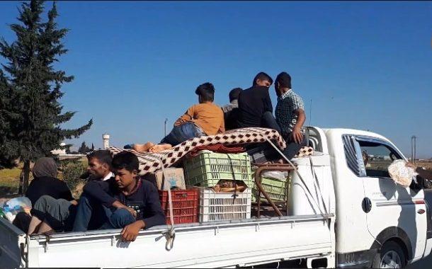 Hama'dan çıkarılan halka ekmek dağıtımımız sürüyor - Mazlumlar destek bekliyor