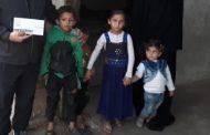 4 YETİMLİ ŞEHİD AİLESİ BOMBARDIMANDAN ETKİLENEN ÇOCUKLARIN BİRİ SAĞIR