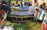 UGANDA'NIN YETİMLERİNE KURBAN ETLERİNİZ UMUT OLUYOR