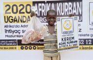 AFRİKA'DA YETİMLER KURBAN YARDIMLARINIZI BEKLİYOR