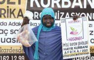 AZERBAYCAN'DAN AFRİKA'YA HAYIR KURBANI