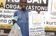 AZERBAYCAN'DAKİ MÜSLÜMANLARDAN AFRİKA'YA KURBAN BAĞIŞI