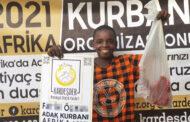 ADAK KURBANLARINIZ AFRİKA'DA MUTLULUĞA DÖNÜŞÜYOR