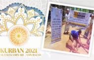 ARAKAN KAMPLARI 2021 KURBAN ORGANİZASYONU