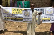 ADAK KURBANLARINIZ AFRİKA'DA UMUT OLUYOR