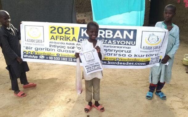 AFRİKA'NIN İHTİYAÇ SAHİPLERİNE BAĞIŞLARIN İLE DESTEK OLABİLİRSİN